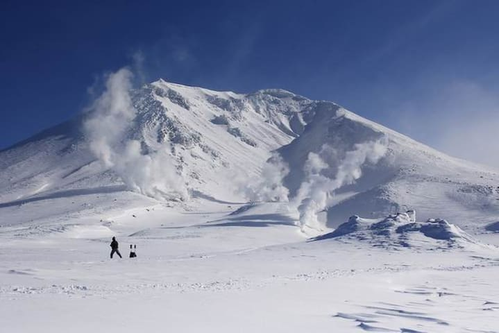 SKI&SNOWBOARDER ONLY 2018-2020 JAPOW BACKCOUNTRY!