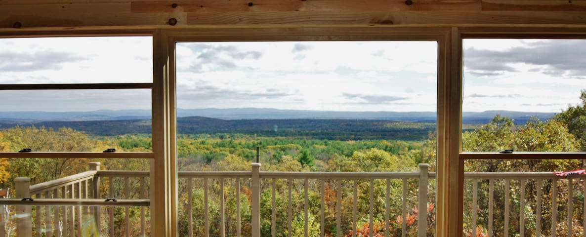 Enjoy this beautiful view! - Palenville - Hus