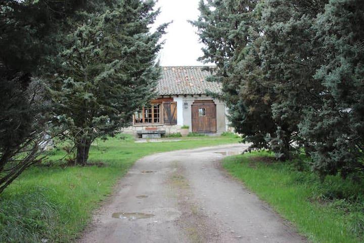 Habitación individual en casa campo