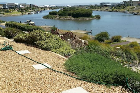 Water Front Home, Private Jetty, Stunning Views! - Hindmarsh Island - Rumah