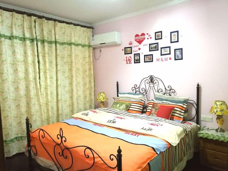 1.8米宽大床房