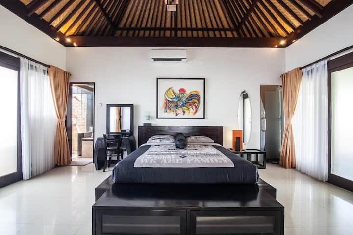 Jacuzzi Villa One Bedroom