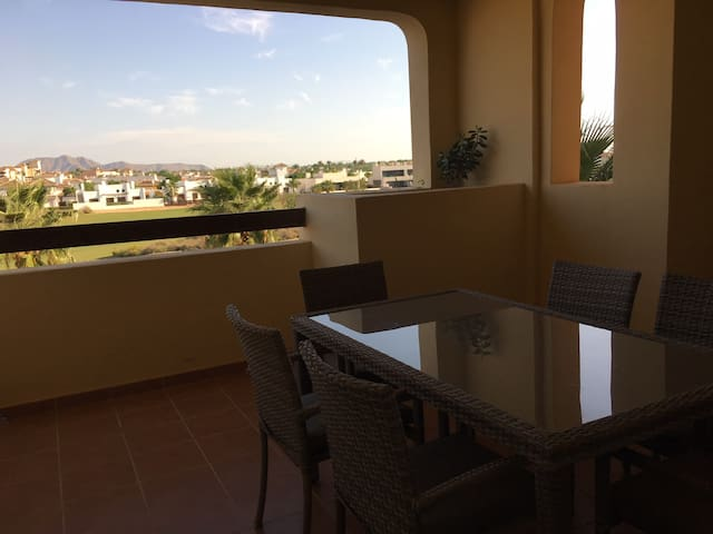 3 Bed Apartment Block POPA Mar Menor Golf
