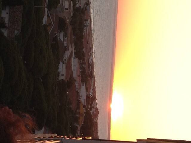 Nice Flat 1st line Playa 360° view - Punta Umbría - Departamento