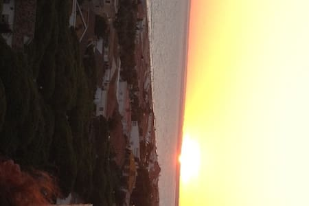 Nice Flat 1st line Playa 360° view - Punta Umbría