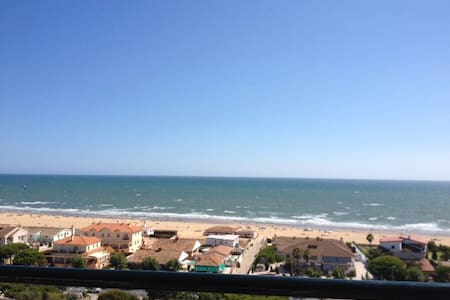 Nice Flat 1st line Playa 360° view
