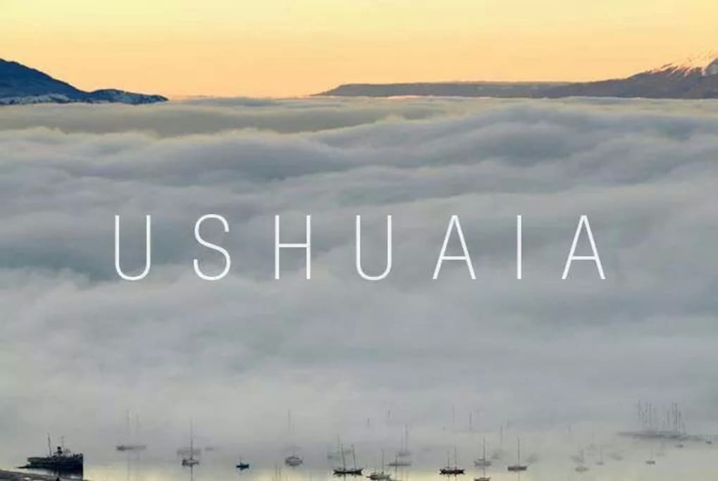 Ushuaia, lugar mágico.
