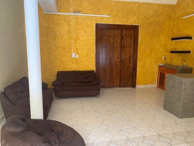 Suite colonial  cerca de malecón