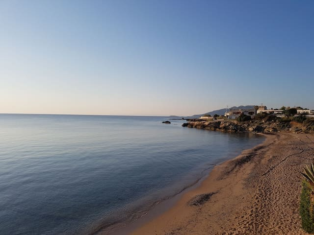 **Silis Mansion Beach Life**, near Athens Airport - Άρτεμις - Townhouse