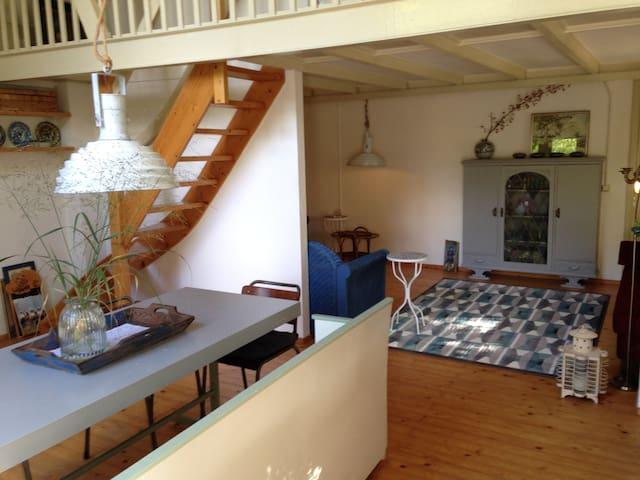 Zelfstandige woonruimte nabij centrum/station - Didam - Leilighet