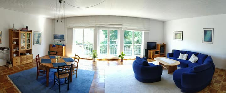 Beautiful flat close to Hamburg