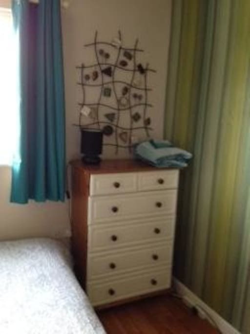 Bedroom 2 - small double comfy cosy bedroom