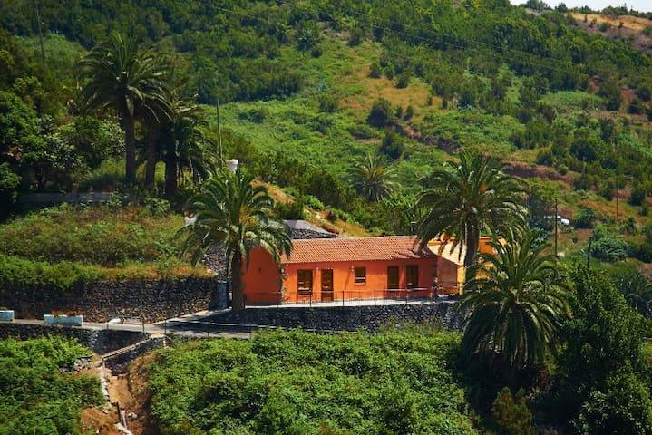 Casa Rural Los Avestruces - Agulo - Hus