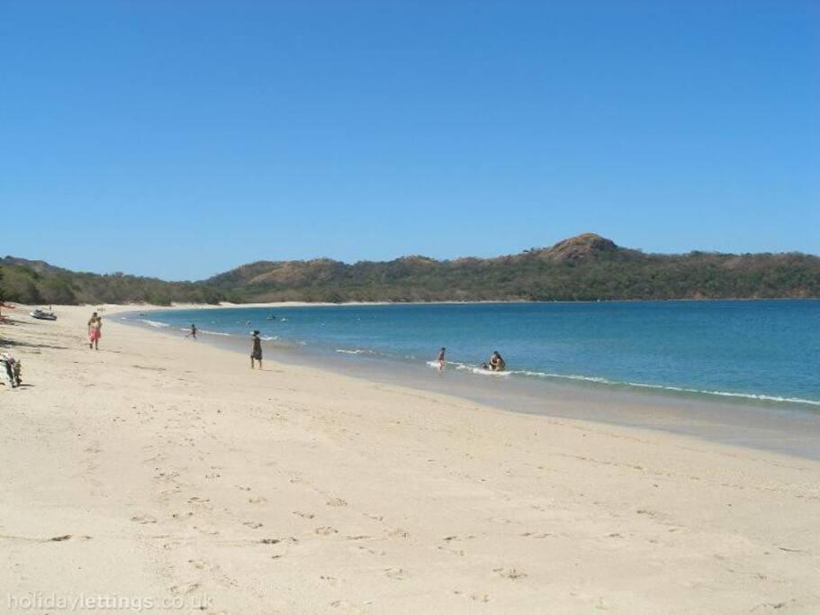 Nicest beach in Costa Rica