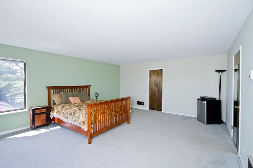 Beautiful Master Suite Bedroom