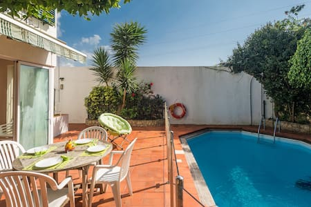Charming House W/Pool in Cascais - Alcabideche - Casa