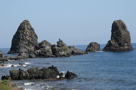 Loft a 10 mt dal mare ad Acitrezza - Aci Castello - Loft