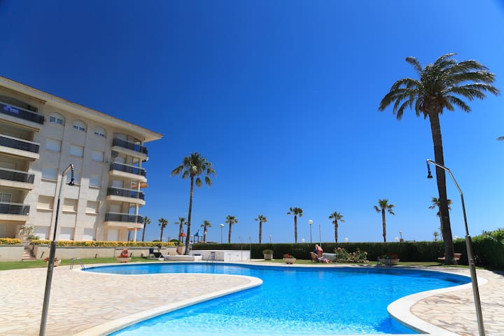 NICE BEACH FRONT APARTMENT WITH POOL -  UHC LOS FLAMENCOS 013