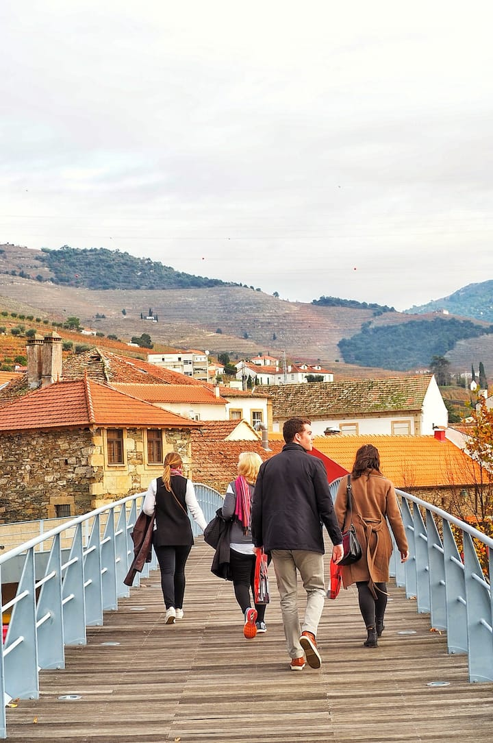 Walking in the Heart of Douro Valley