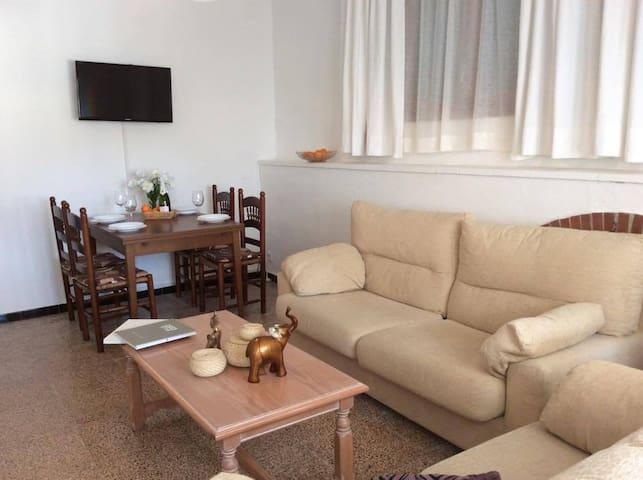 Wohnung Cala Mesquida , WIFI; 6 Personen - Cala Mesquida - Daire