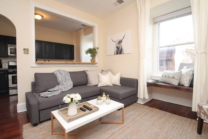 SUNNY APARTMENT|URBAN SAFARI|NEAR CENTER CITY