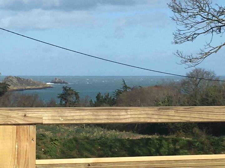 parc privé préservé direct littoral GR34 et plage