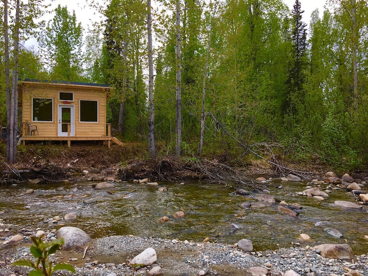 Talkeetna Cabins at Montana Creek /Sockeye Cabin