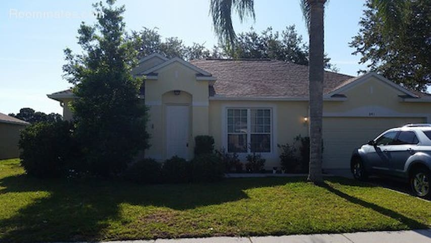 Nice home to share - Rockledge