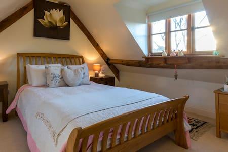 FAB BB Nr Bath 1 bedrooms/1 bathrooms sleeps 2 - Laverton - Szoba reggelivel