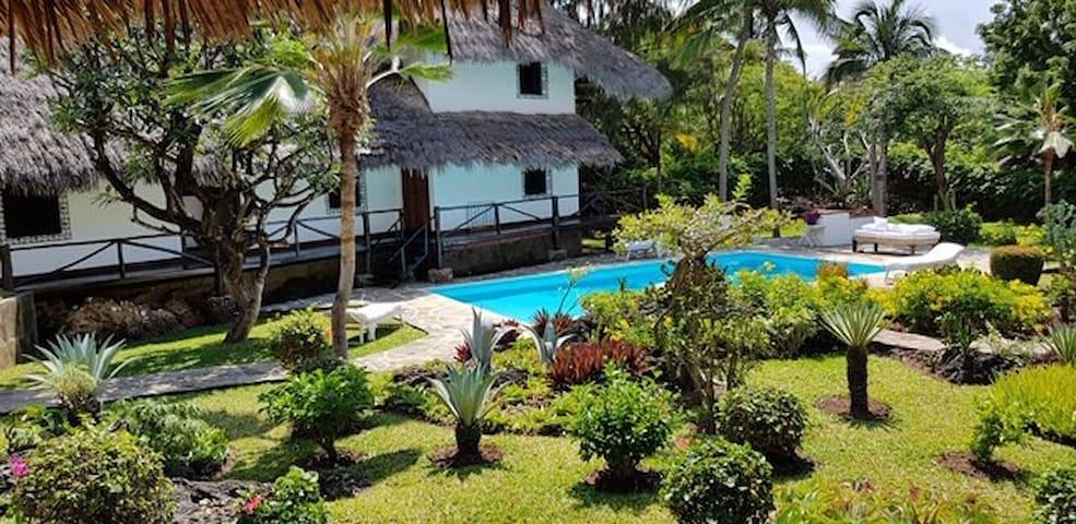 Beautiful Malindi private villa, close to beach