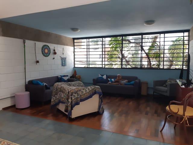 Suíte individual na Casazul | Vila Anglo