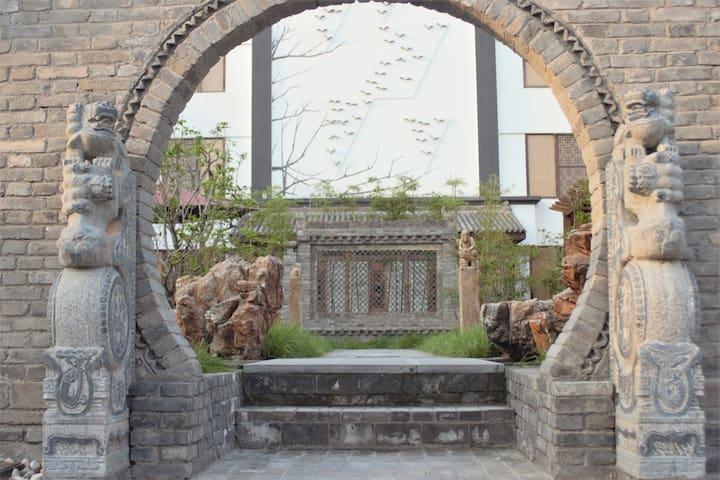 庭院式酒店满足商务旅行结婚访友等各种高大上需求