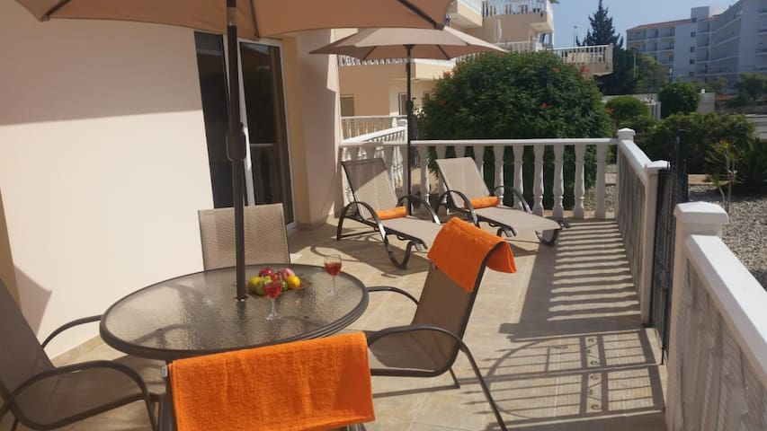 Nissi Golden Sands Holiday Apartment Free WiFi