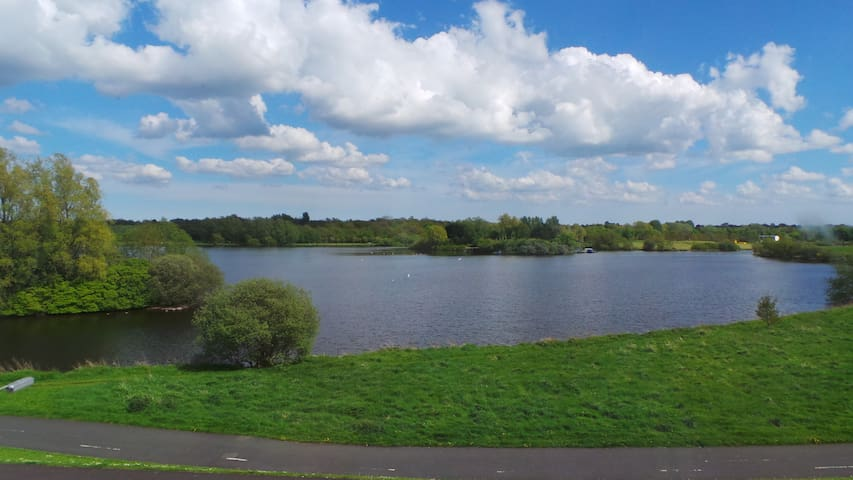 Craigavon Home with a View