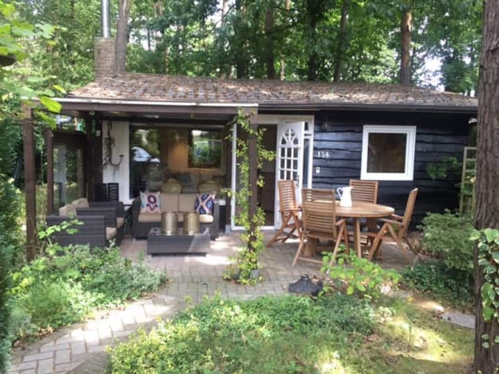 Huisje in Lanaken vlak bij Maastricht Zuid Limburg