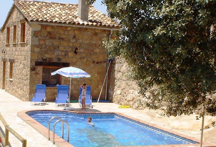 Un pequeño paraíso rural en el centro de Cataluña - Vallferosa - House