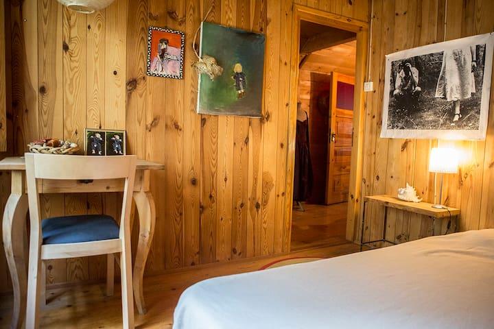 Sypialnia IV na piętrze