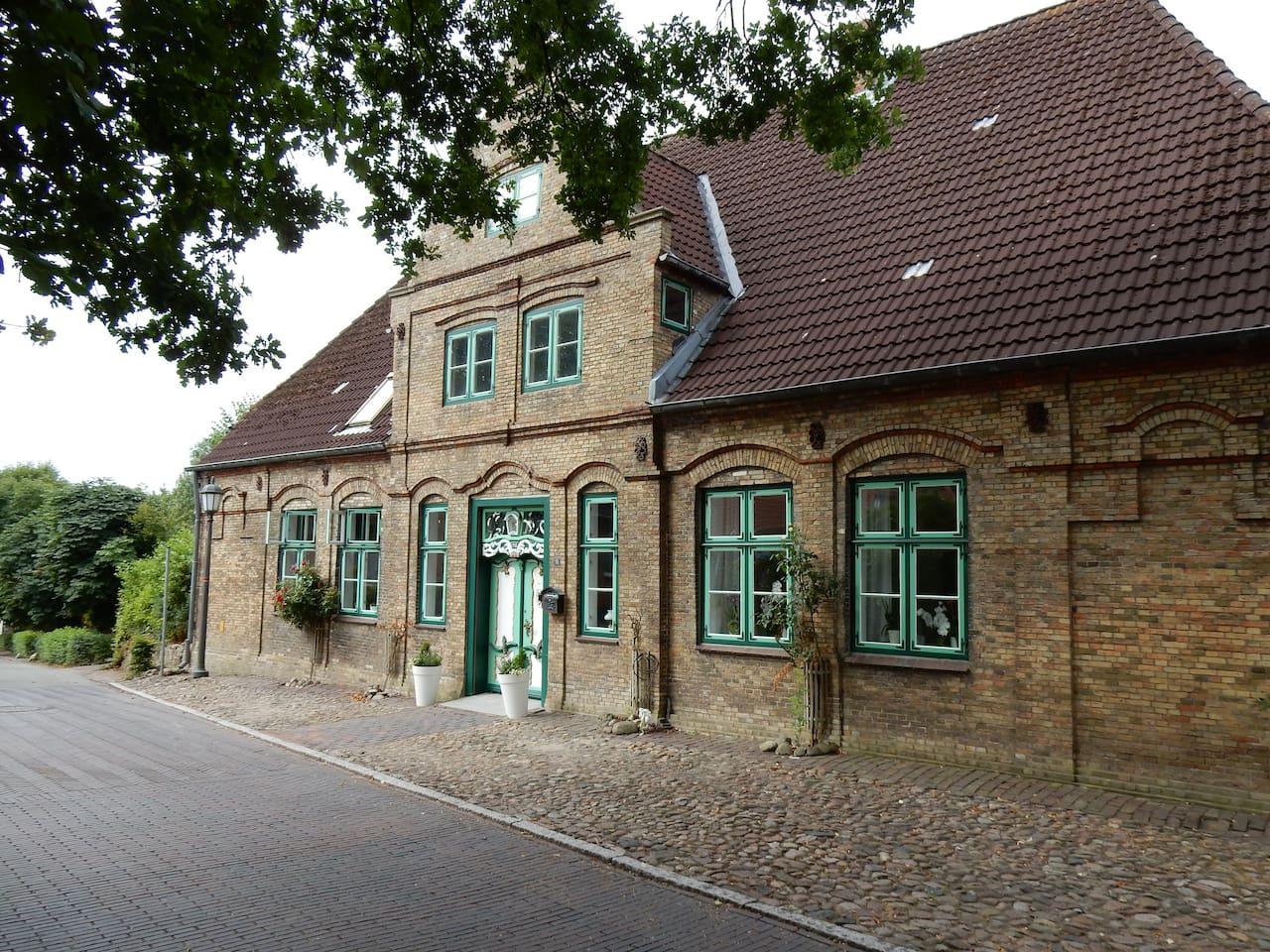 Haupthaus von 1778