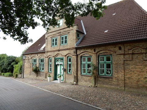FeWo Nr. 1 - Ausspannen bei Peters in Wöhrden