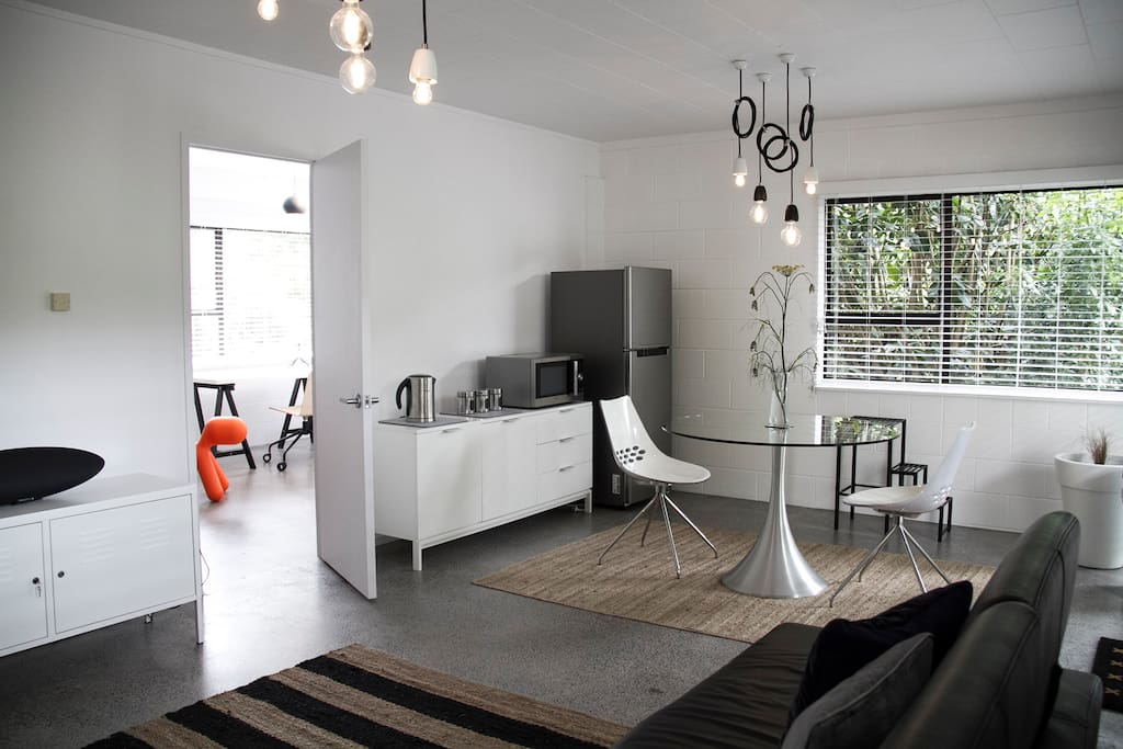 Private living spaces