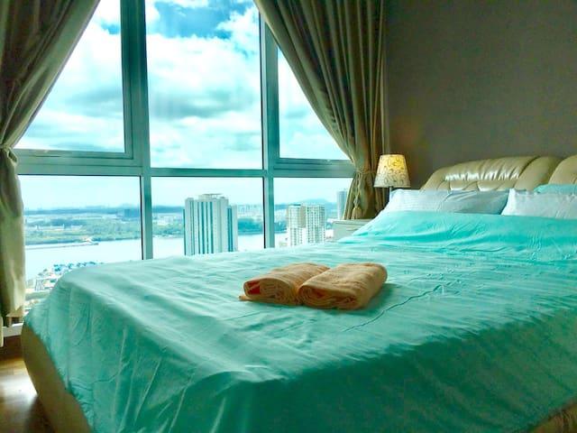 Your second bedroom suite