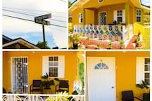 Front view of 71 Pearl Avenue - Villa la Pearl