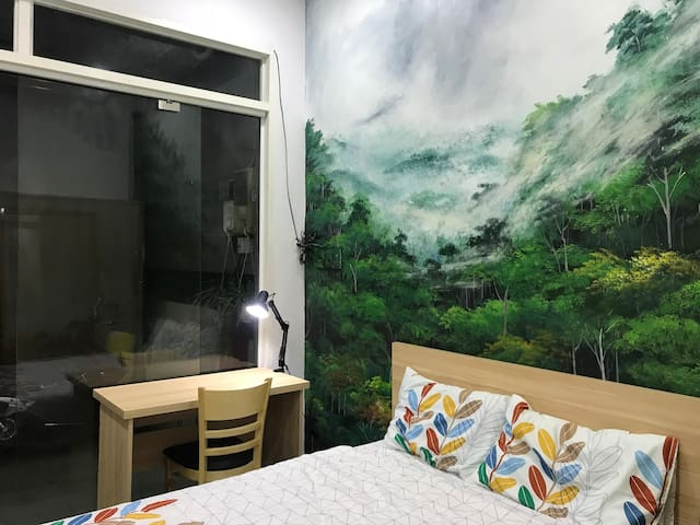 Citystay-Nguyen Xi_Jungle Room