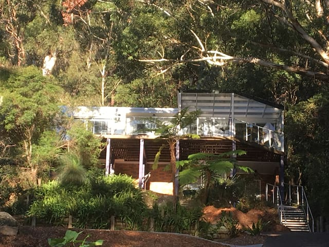 Daleys Point Treehouse - Peaceful Couples Escape!