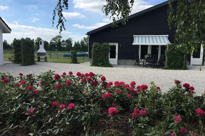Belle maison de vacances à Nistelrode près du lac