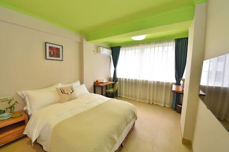 记忆咖啡客栈1.5米大床间 - Quanzhou - Hostel