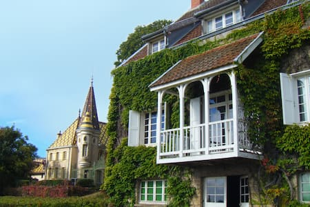 "La Passerelle des Corton "" 1er Cru"" - Aloxe-Corton - 家庭式旅館"