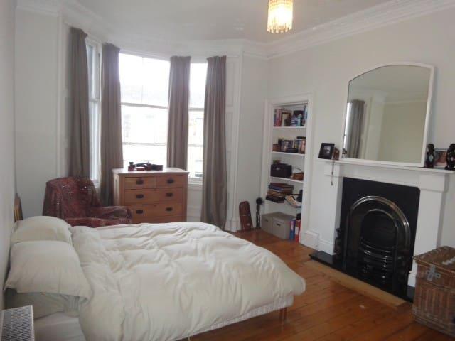 Comfy, spacious flat - Edinburgh - Apartmen
