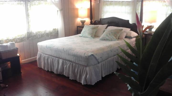 UH Close-Queen Rm(A) Daybed -Wifi/Netflix- Kitchen