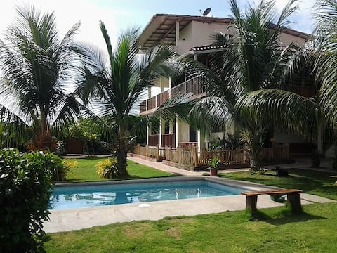 Casa Patio, 1BR Ocean View Apartment